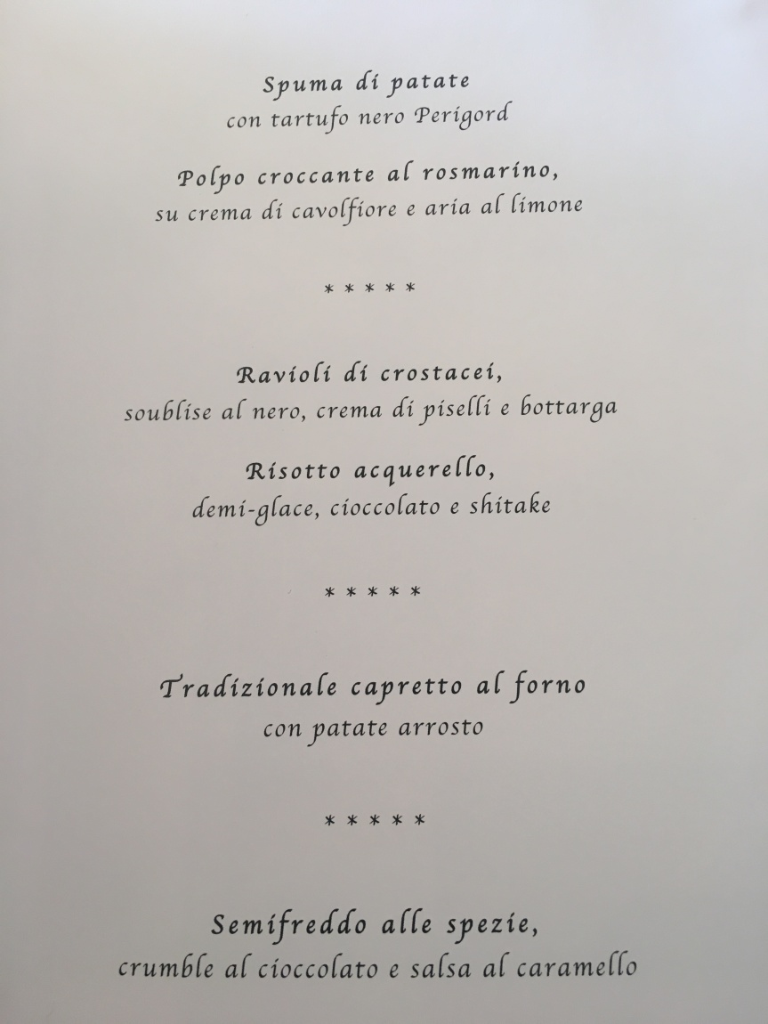 Ristorante Gatto Nero Cernobbio Lake Como Italy Food And